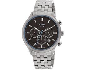 Pánské hodinky s titanovým řemínkem  f9379bac23