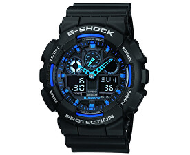 278654129d1 Casio The G G-SHOCK GA-100-1A2ER