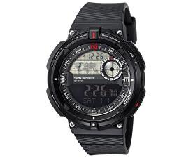 SGW 600H-1B s teploměrem, kompasem a světovým časem