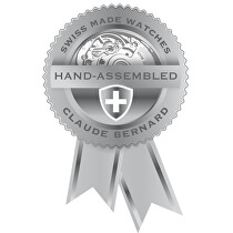 <p><strong>Všechny hodinky Claude Bernard jsou ručně montované ve městečku  Les Genevez v dílnách společnosti. Používají se pouze ty nejlepší  materiály a každé hodinky jsou přísně kontrolovány a testovány před tím,  než obdrží značku Swiss Made.</strong></p>