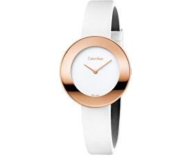 Dámské hodinky Calvin Klein bílé  fe17f5aef3a
