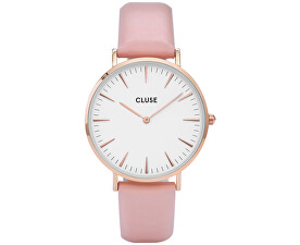 La Bohème Rose Gold White/Pink CL18014