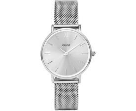 Minuit Mesh Full Silver CL30023