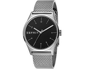 Essential Black Silver Mesh ES1G034M0065