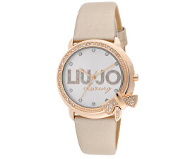 Liu.Jo Moonlight Bicolor Gold TLJ1229 Doprava ZDARMA  76f221a38fb