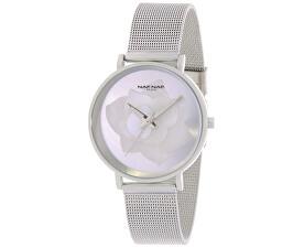Náramkové hodinky NAF NAF N11074-204