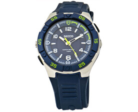 Dámské hodinky Secco modré  6bd4674993