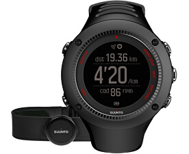 Suunto Ambit3 Run Black HR 8b0584c3337