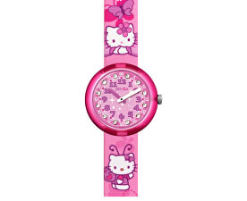 Hello Kitty Buterfly ZFLNP005