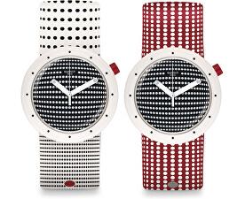 Oboustranné hodinky Dotypop PNW104