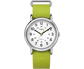 7b96b863f65 Pánské hodinky Timex zelené