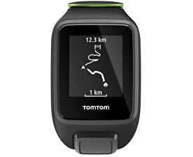 TomTom Runner 3 Cardio BLK/GRN (L)