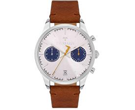 4184f8b5c Pánské hodinky Trussardi hnědé | Vivantis.cz - Být sám sebou