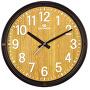 Nástěnné hodiny s tichým chodem WNP003DB