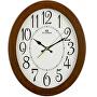 Nástěnné hodiny s tichým chodem WNW004DB