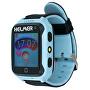Chytré dotykové hodinky s GPS lokátorem a fotoaparátem - LK 707 modré