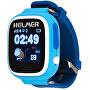 Chytré dotykové hodinky s GPS lokátorem LK 703 modré - SLEVA