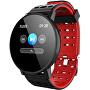 T3 DIX08 Black-Red