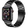 Ocelový tah pro Apple Watch - Černý 38/40 mm