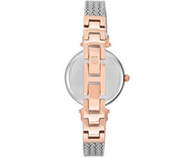 Analogové hodinky AK/N1907SVRT