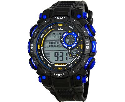 Pánské digitální hodinky 005-YP16705-02