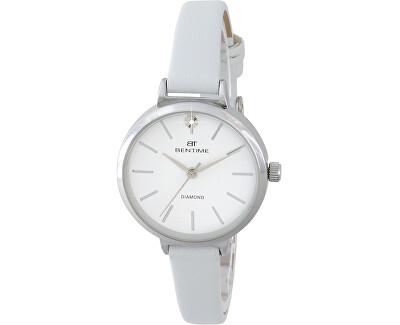 Dámské hodinky s diamantem 007-9MB-PT12024D