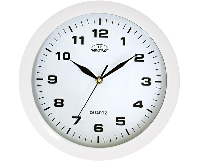Nástěnné hodiny H01-SW8047W
