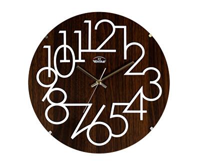 Nástěnné hodiny H31-W5150BR