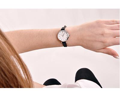 Dámské hodinky s diamantem 007-9MB-PT12024A