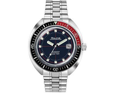 Special Edition Oceanographer Devil Diver Automatic 98B320