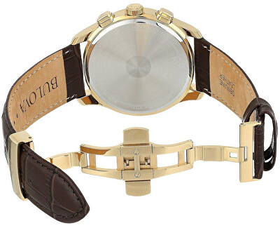 Wilton Quartz Chronograph 97B169
