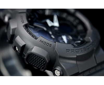 The G/G-SHOCK GA-120BB-1A