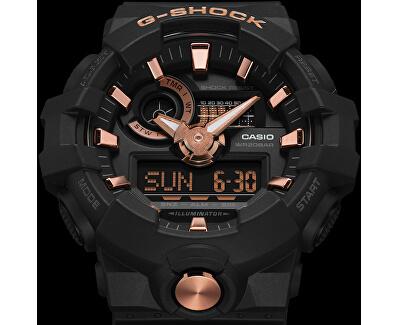 TheG/G-SHOCK GA 710B-1A4