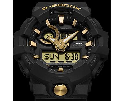 TheG/G-SHOCK GA 710B-1A9