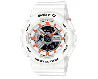 BABY-G BA 110PP-7A2