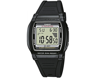Casio Collection W 201-1