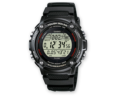 Casio Collection W-S200H-1BVEF