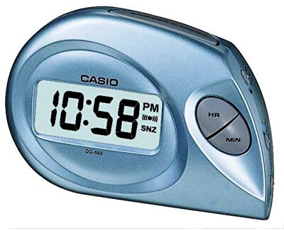 Casio Budík DQ 583-2