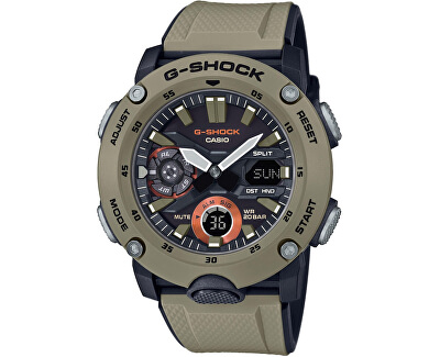 G-Shock Carbon Core Guard GA-2000-5AER (633)