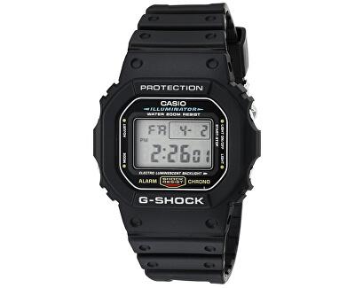 The G/G-SHOCK DW-5600E-1VER