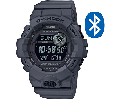 G-Shock G-SQUAD Step Tracker GBD-800UC-8ER (626)