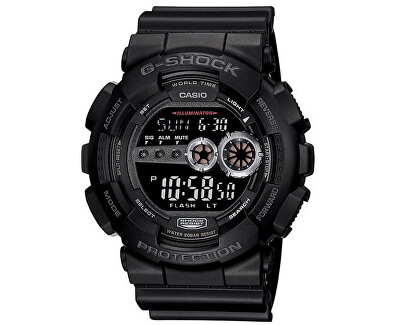 The G/G-SHOCK GD-100-1BER