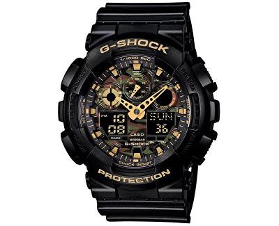 TheG/G-SHOCK GA 100CF-1A9