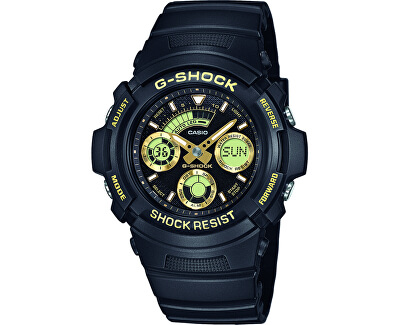 The G/G-SHOCK AW 591GBX-1A9