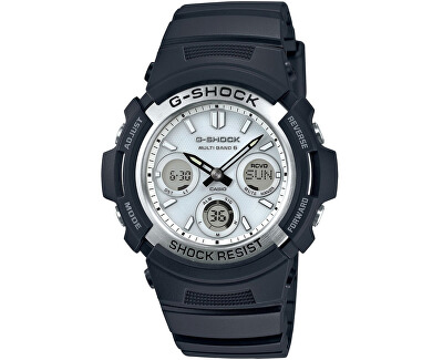 Casio The G/G-SHOCK AWG M100S-7A