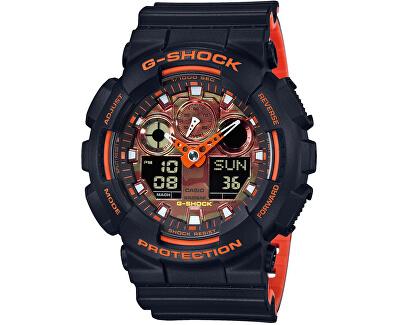 The G/G-SHOCK GA-100BR-1AER (411)