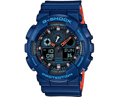 Casio TheG/G-SHOCK GA 100L-2A