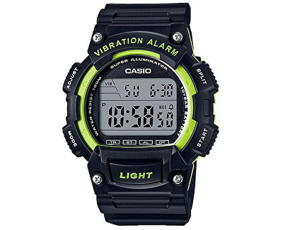 Casio Collection W 736H-3A