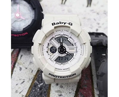 BABY-G BA 110PP-7A