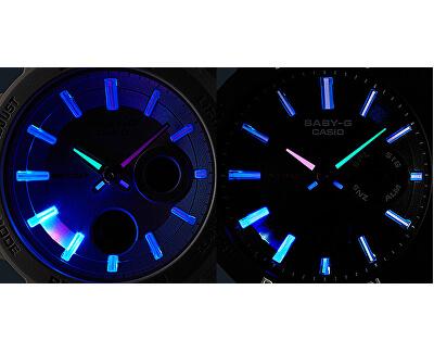 BABY-G BGA-255-4AER Neon Illuminator (278)